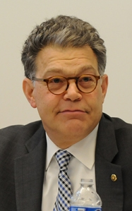 Minnesota Senator Al Franken. Photo credit: James Nord of MinnPost.